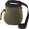 Prana Large Chalk Bag with Belt Cargo Green Geo